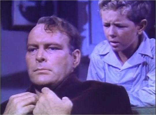 Jimmy Hunt und Leif Erikson spielten die Hauptrollen in diesem B-Movie SciFi Klassiker