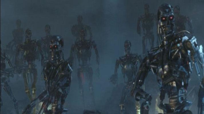 John Connor wird von Albträumen über die Zukunft geplagt