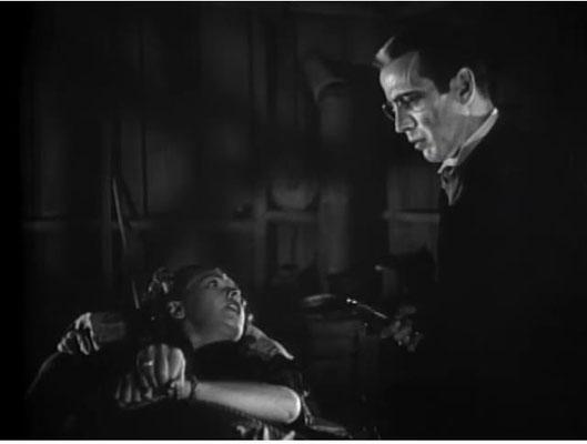 Humphrey Bogart und Rosemarie Lane