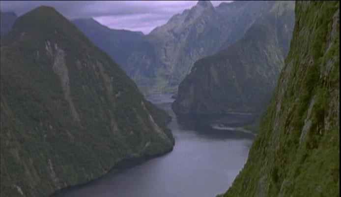 Riverworld wurde in den wundervollen Landschaften Neuseelands gedreht.