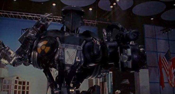 Robocop 2 ist handwerklich auf der Höhe seiner Zeit