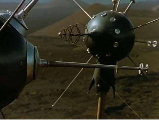 Die Laserwaffen des Kapitän Nemo: eine Szene, die mich schon als Kind beeindruckte