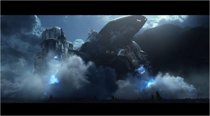 die Prometheus setzt auf einem fremden Planeten auf, um dort nach den Anfängen der Menschheit zu forschen. Was werden sie finden?