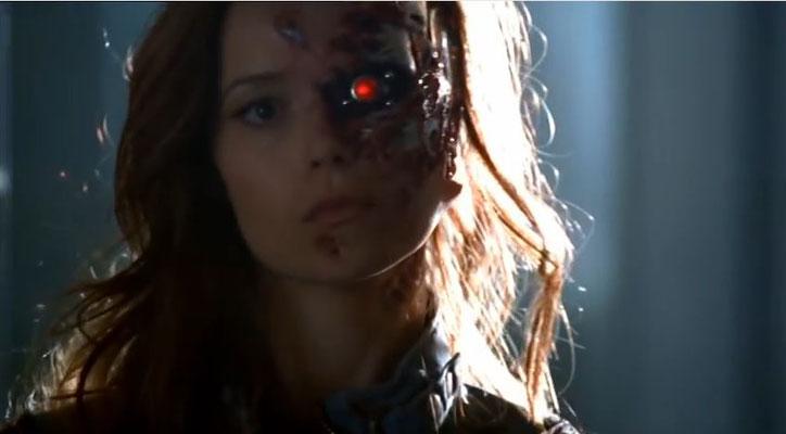 Bei Hauptdarstellerin Summer Glau wurde in bezug auf die Maske hervorragende Arbeit geleistet, das ist leider nicht immer so