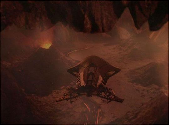 wie hoffentlich aus dem Bildzitat ersichtlich wird, wurde leider zu wenig Mühe auf die CGI-Spezialeffekte verwendet, die teilweise leider nur als schlecht zu bezeichnen sind, selbst für einen TV-Film