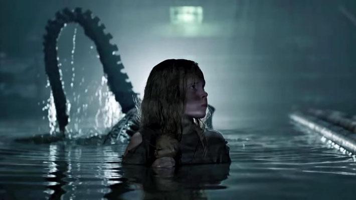 Mutterliebe ist der Hauptantrieb für Ripleys Verhalten in Aliens- Die Rückkehr. Sie nimmt die kleine Rebecca, an Kindesstatt an