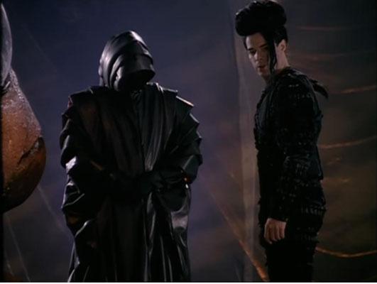 Kai mit Seiner Göttlichkeit der Schatten