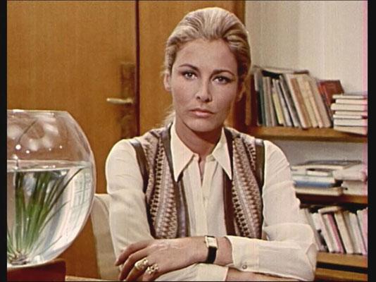 Barbara Andersen, gespielt von Elga Andersen, schied ab Folge 8 aus der Serie aus