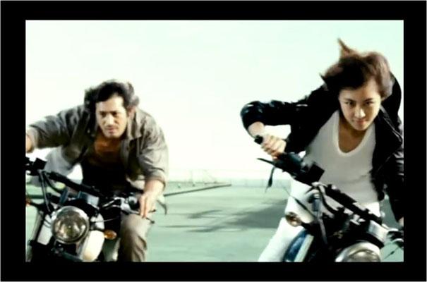 Action nach amerikanischen Vorbild, leider in schlechter CGI-Technik umgesetzt und völlig unnötig: ein Motorradrennen auf der Bohrinsel