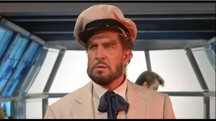 Vincent Price prägte den Horror- und Mysteryfilm der 60er Jahre wie kaum ein anderer. Hier glänzt er in seiner Rolle als Robur