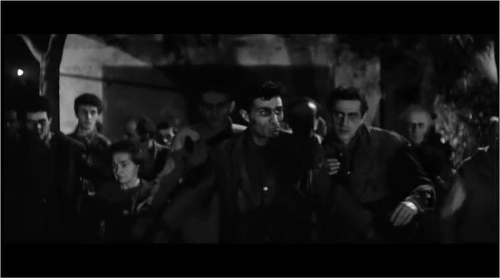 """die Infizierten dienten George A. Romero als stilistisches Vorbild für die Zombies seines Kult-Schockers """"Night of the Living Dead"""