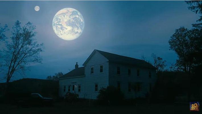 eine zweite Erde am Himmel verspricht für Rhoda, aber auch für John, einen Neuanfang. Doch liegt dieser nicht vielmehr im Inneren der beiden verborgen