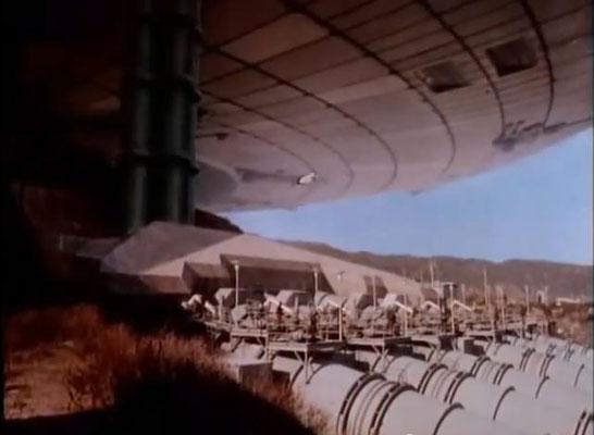 V - Die außerirdischen Besucher kommen profitierte von ihren hervorragenden Spezialeffekte