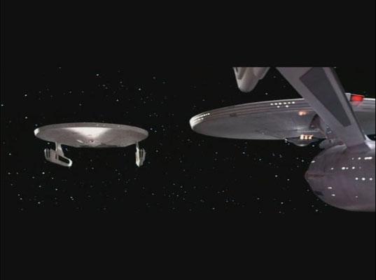 technisch präsentiert sich Star Trek II wieder auf höchstem Niveau