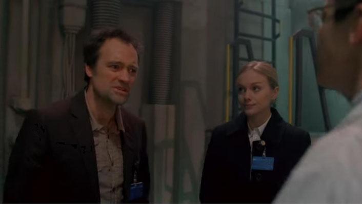 In Rise of the Morlocks gibt es ein Wiedersehen mit David Hewlett. Ob dies indes so erfreulich ausfällt, muss jeder Zuschauer für sich entscheiden
