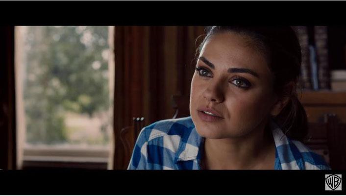 Mila Kunis spielt die Immigrantin Jupiter Jones, der ein größeres Schicksal beschieden ist, als sie sich je hätte träumen lassen