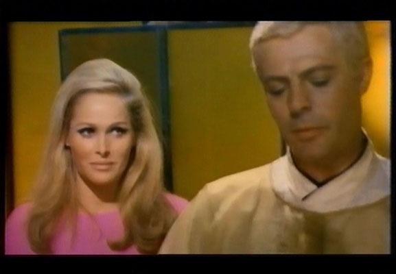 Ursula Andres galt als eine der schönsten Frauen ihrer Zeit, Marcello Mastroianni gehört wohl zu den besten italienischen Schauspielern aller Zeiten