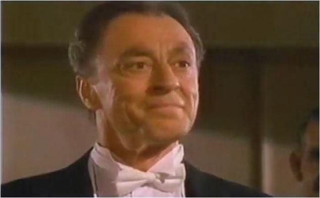 immer wenn Mordecai Sambhi, gespielt von Peter Donat, in der ersten Staffel auftaucht, wird es spannend