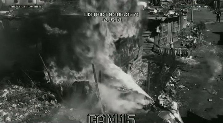 Neill Blomkamp verwendet Found Footage Material, um Glaubwürdigkeit zu erzeugen
