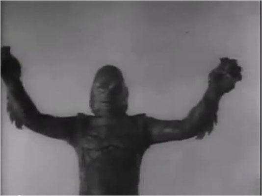 ein Monster wie dieses würde heute kaum noch einen Kinobesucher vom Hocker reißen, doch handelt es sich um ein höchst komplexes und gut durchdachtes Design