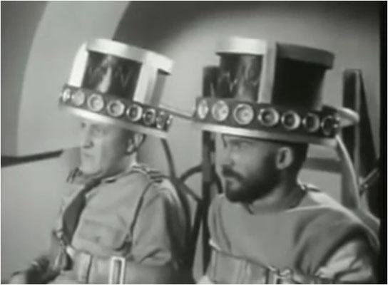 """""""The Brain Machine"""" zeigt, dass die Serie sich in ihren Niveau nicht sehr von den Serials der 30er Jahre unterscheidet, obwohl 18 Jahre zwischen beiden Produktionen liegen"""