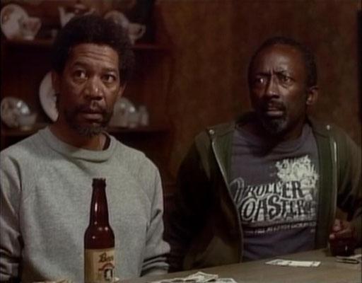 selbst Morgan Freeman ist in einer Episoden zu bewundern