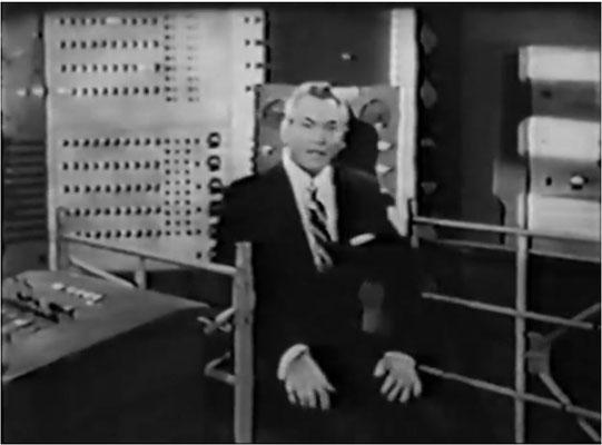 der in den 40er Jahren in den U.S.A. beliebte Truman Bradley fungierte als Gastgeber. Zu Beginn jeder Episode stellte er ein Experiment vor