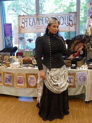 Steampunk war ein großes Thema auf der Phantastika