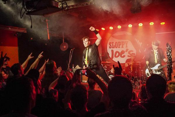 Live @ Indra Club 64, Hamburg (2019)