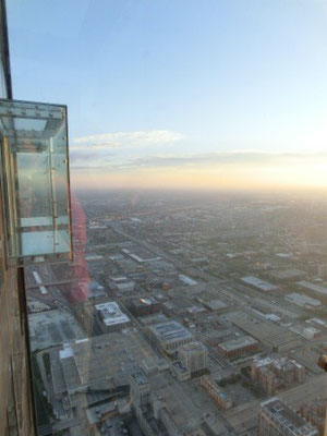 Sky Ledges  Willis Tower