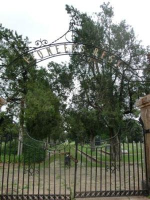Pioneers Rest Cemetery