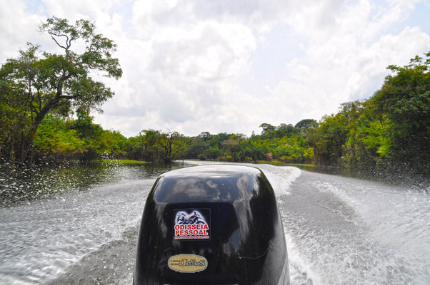Tour Amazonas Brasilien
