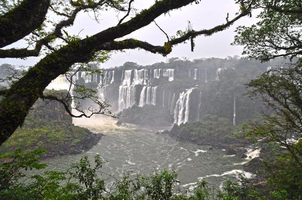 Iguazu Wasserfälle Argentinien Brasilien
