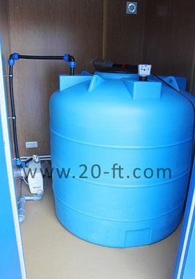 Емкость для сборка канализационных стоков
