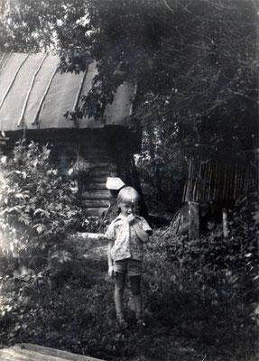 Дом Веры Прокопьевны Дроздецкой 1982г.
