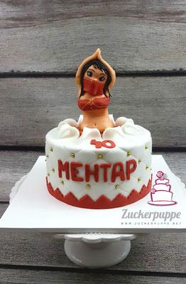 Bauchtänzerin zum 40. Geburtstag von Mehtap