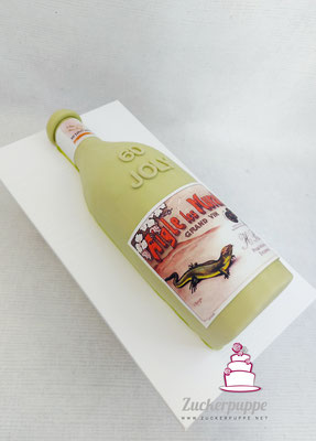 Aigle - Flasche zum 60. Geburtstag von Joly