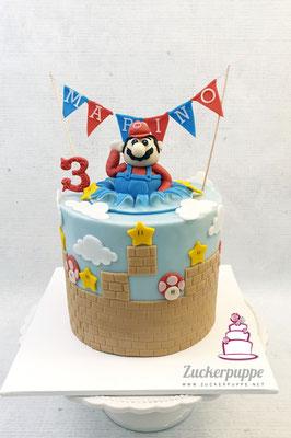 SuperMario zum 3. Geburtstag von Marino