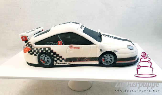 Porsche 997 GT3 Cup zum 60. Geburtstag von Willi
