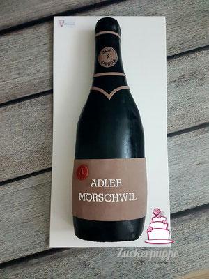 Prosecco - Torte zur Eröffnung vom Restaurant Adler in Mörschwil