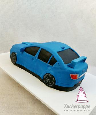 Subaru WRX STI zum 20. Geburtstag von Bruno