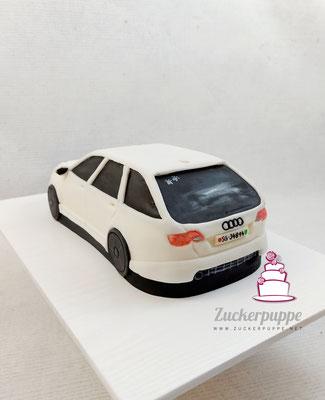 Audi RS6 als Überraschung für Markus