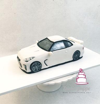 Nissan Skyline GTR R35 zum 30. Geburtstag von Andi