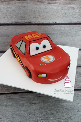 Lightning McQueen zum 5. Geburtstag von Max