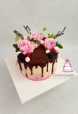 DripCake zum 23. Geburtstag von meiner Freundin Luana