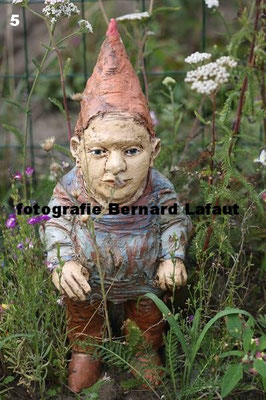 Nr 5 Little Blueish Man 38 cm                                                                                                   Euro  375,-
