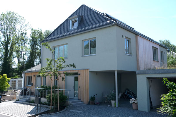 Einfamilienhaus Karlsfeld