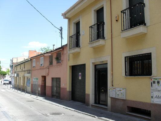 Calle Jardín de la Duquesa (Imagen: todoVicálvaro.es)