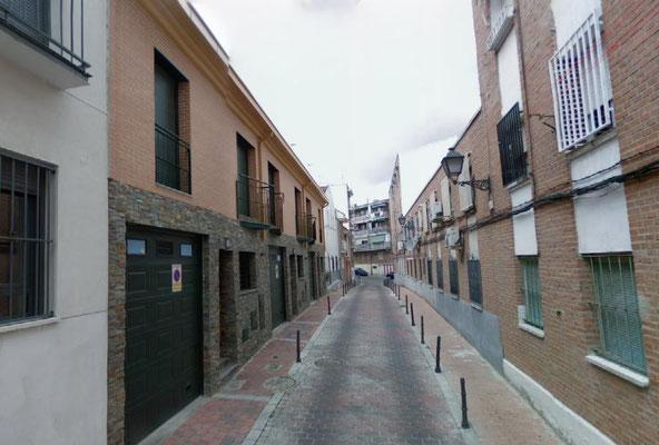 Calle Juego de Bolos