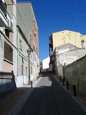 Calle del rincón de la solana (Imagen: todoVicálvaro.es)